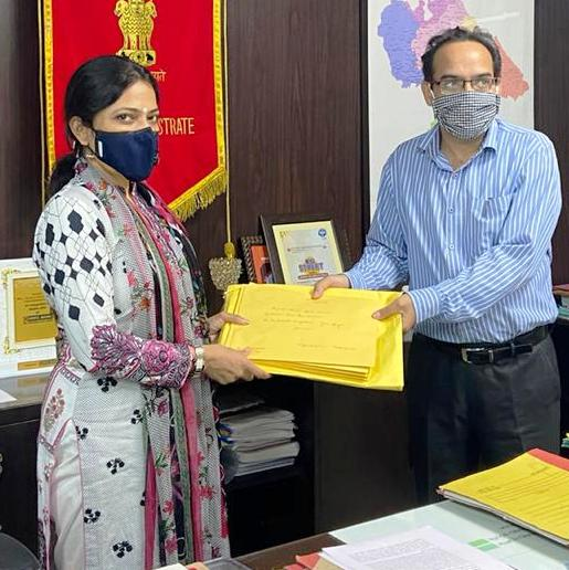 India Post Domicile certificates to be sent by post in Jammu - ePostBook (www.epostbook.com)